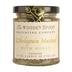 The Wooden Spoon wholegrain mustard & honey