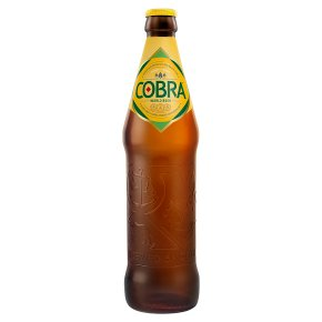 Cobra extra smooth beer