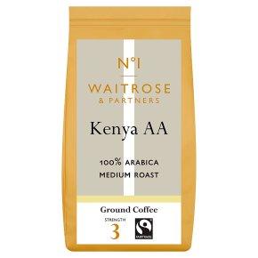 No.1 Kenya AA Ground Coffee