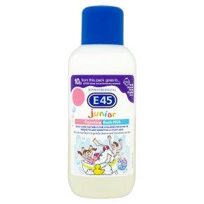 E45 Junior Foaming Bath Milk
