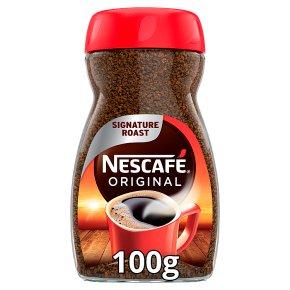 NESCAFE Original Instant Coffee 100g