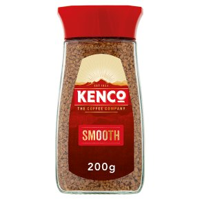 Kenco smooth roast instant coffee