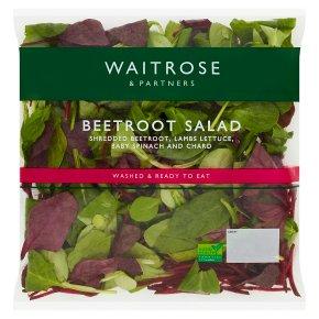 Waitrose beetroot salad