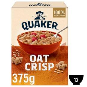 Quaker oat crisp