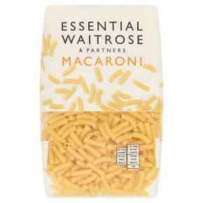 essential Waitrose macaroni