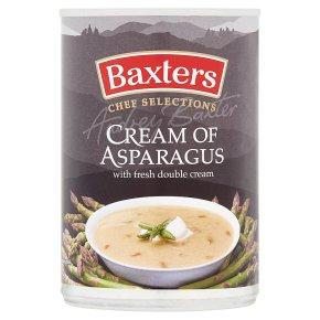 Baxters Chef Selection asparagus soup