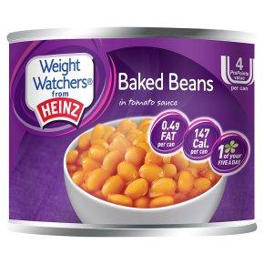 Heinz Weight Watchers baked beans