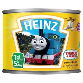 Heinz pasta shapes Thomas & friends