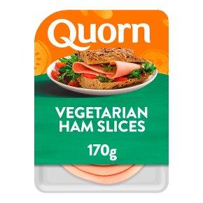 Quorn ham style slices