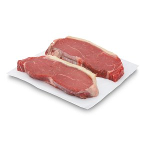 Waitrose 1 Aberdeen Angus Beef 30 Day Dry Aged Sirloin Steak