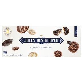 Jules Destrooper florentines aux noisettes