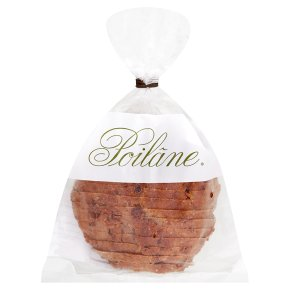 Poilâne sliced walnut bread