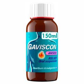Gaviscon aniseed liquid