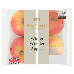 Waitrose Winter Wonder Apples