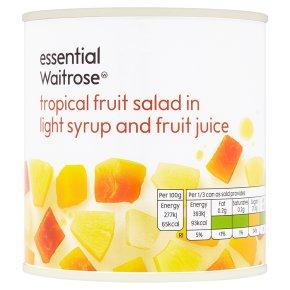 Waitrose essential Tropical Fruit Salad