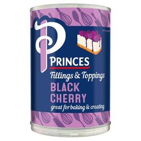 Princes blackcherry fruit filling