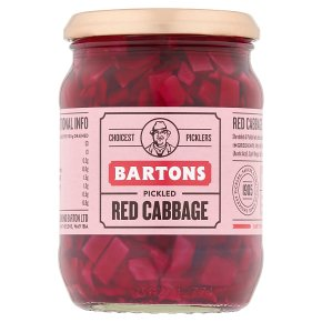 Bartons pickled red cabbage