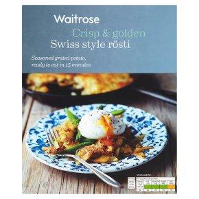 Waitrose Swiss Style Rösti