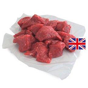 Waitrose Scottish Aberdeen Angus beef diced braising steak