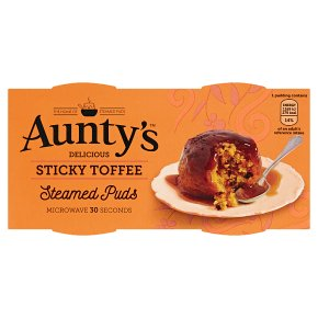 Aunty's Steamed Puddings Sticky Toffee