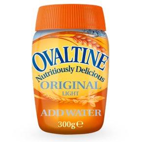 Ovaltine original light jar