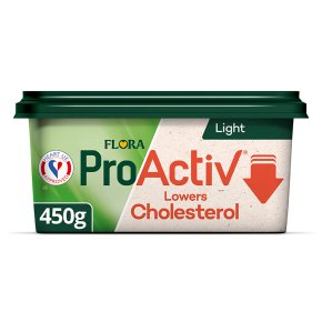 Flora Pro.activ light spread
