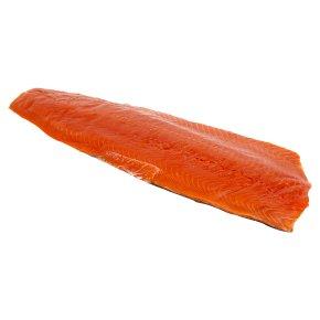 No.1 Wild Alaskan Sockeye Salmon Fillet