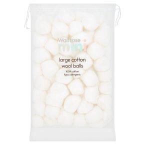 Waitrose baby cleansing balls