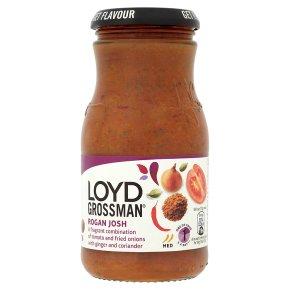 Loyd Grossman rogan josh sauce