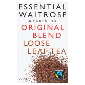 Essential Waitrose Original Blend - Loose Leaf Tea