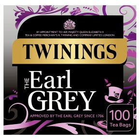 Twinings The Earl Grey 100 Tea Bags