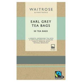 Waitrose Earl Grey - 50 bags