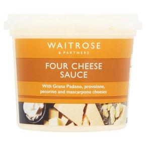 Waitrose four cheese sauce
