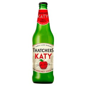 Thatchers Katy cider