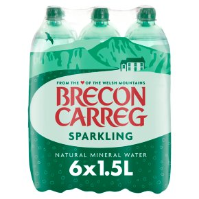 Brecon Carreg mineral sparkling water