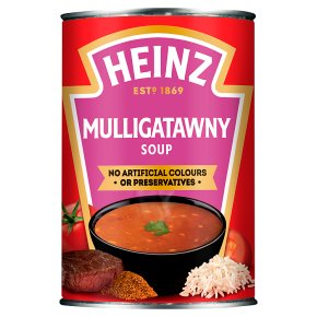 Heinz Classic mulligatawny soup