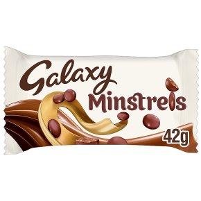 Galaxy Minstrels single bag