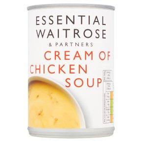 Essential Cream of Chicken Soup