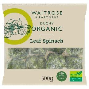 Duchy Organic Leaf Spinach