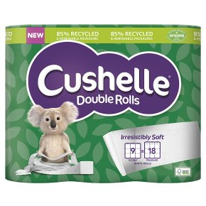 Cushelle supersize roll white