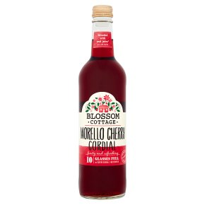 Blossom Cottage cordial morello cherry