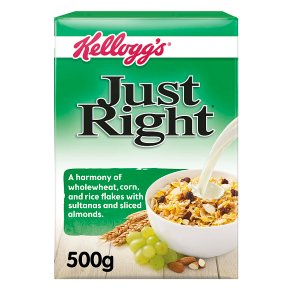 Kellogg's Just Right Cereal