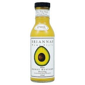 Briannas honey mustard dressing