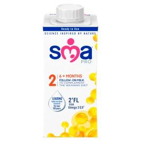 SMA PRO Follow-On Milk 6mth+