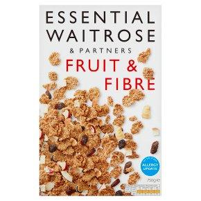 essential Waitrose fruit & fibre