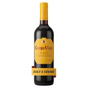 Campo Viejo, Tempranillo, Spanish, Red Wine