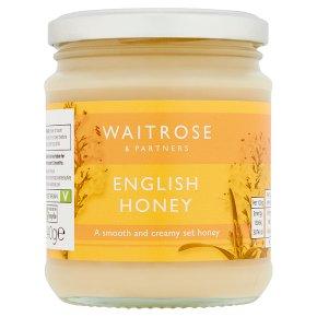 Waitrose English country honey