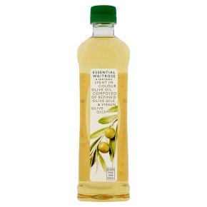 essential Waitrose mild olive oil, light in colour