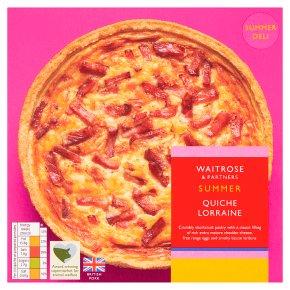Waitrose quiche lorraine