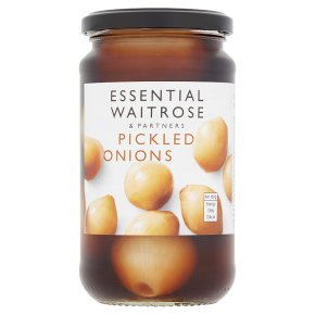 Essential Pickled Onions